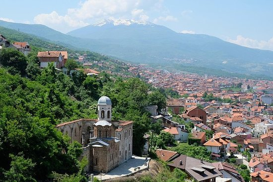 Prizren Day Tour from Tirana