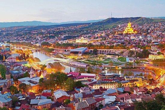 Paseo a pie por Tbilisi