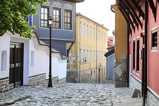 Plovdiv walking tour