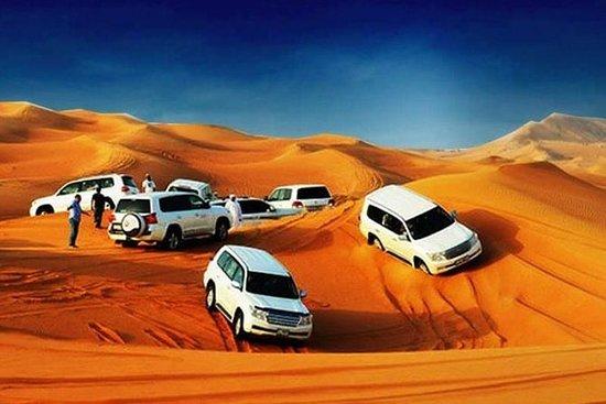 Vip kveld Desert Safari pickup og...