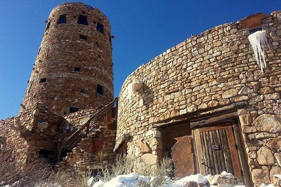 大峡谷探险家与废墟