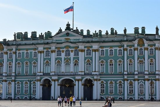 Saint-Petersburg Highlights and the...