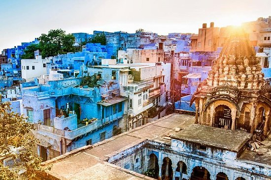 Jodhpur Blue City Tour