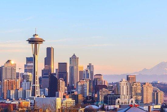 1-tägige Stadtrundfahrt durch Seattle...