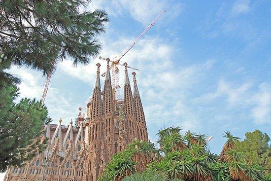 Barcelona Sagrada Familia ...