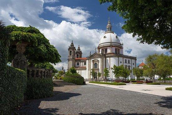 Desde Porto Braga y Guimarães Tour...