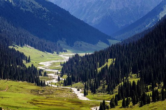 Tour around Issyk-Kul Lake with Altyn...
