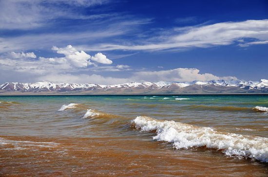 Song Kul and South Shore of Issyk Kul...
