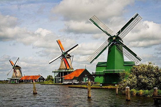 Private Countryside & Windmills day...