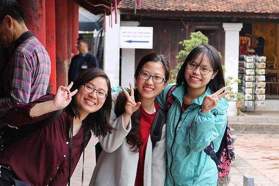 (Privat) Full Day Hanoi City Tour...