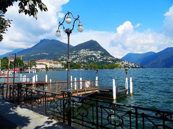 Lake Como & Lugano day trip from...