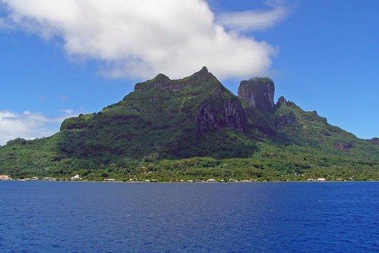 Bora Bora Shore Excursion: Off-Road...