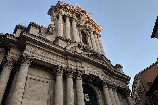Anjos e Demônios de Roma - Exploração...