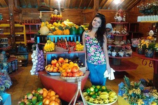 Lembang Floating Market & Farmhouse...