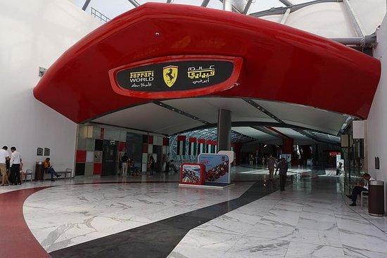 Abu Dhabi City Tour Inklusive Ferrari...