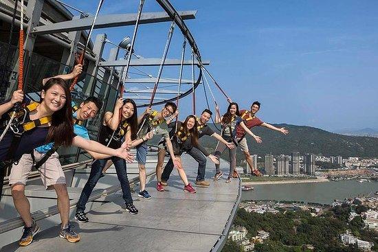 Macau Tower Skywalk X LOS FINES DE...