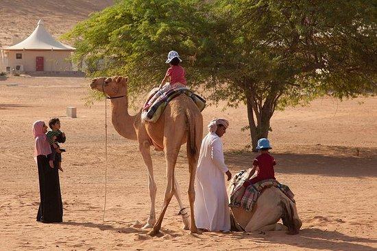 Wahiba Sands (Wüstenerlebnis)