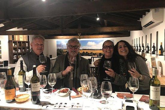 4x4 Private Rioja tur med 3 kurs...