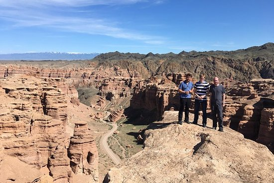 Charyn Canyon Tour privado desde...