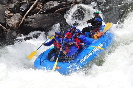 Advanced Whitewater Rafting in Clear ...