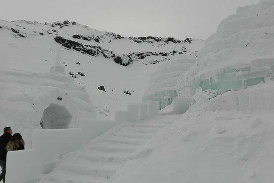 Hotel no gelo Balea Lake
