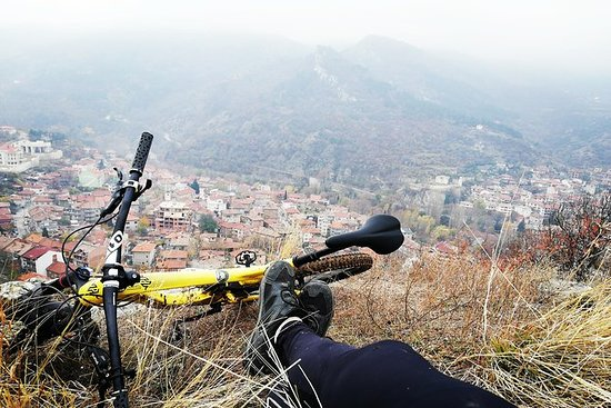 Plovdiv by bike