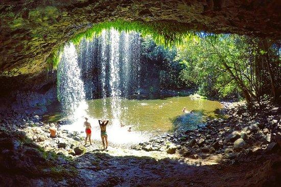 Byron Surrounds: Nimbin Waterfall...