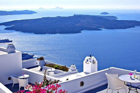 Santorini Private Tour Destinazioni