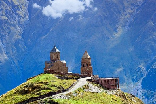 Private Day Trip to Kazbegi Mountain...