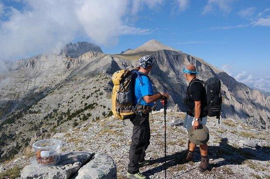 マウントオリンパスハイキング体験 - ギリシャでのトレッキング