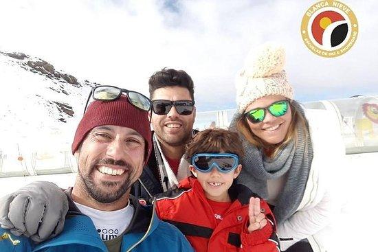 家庭滑雪課程