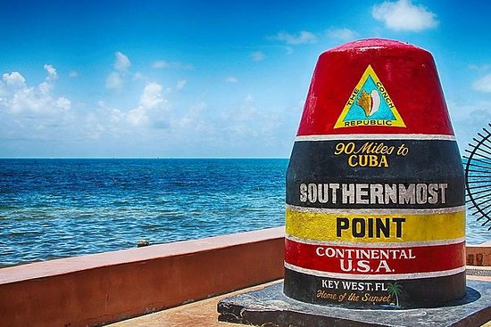 1-Day Key West Sightseeing Tour from...