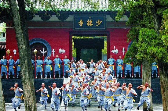 Independent Tour to Shaolin Temple...