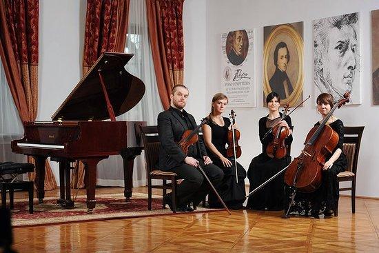 Concerto de Cinema e Música Clássica...
