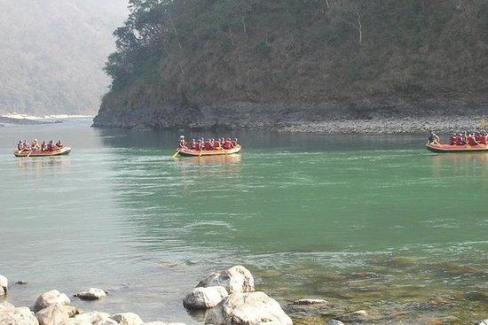 Manali River Rafting 14 Km