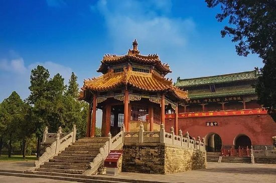 Private Tour zum Zhongyue-Tempel, zum...