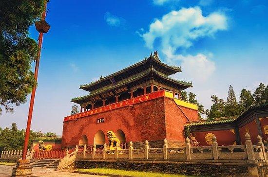 Visite privée au temple Zhongyue et...