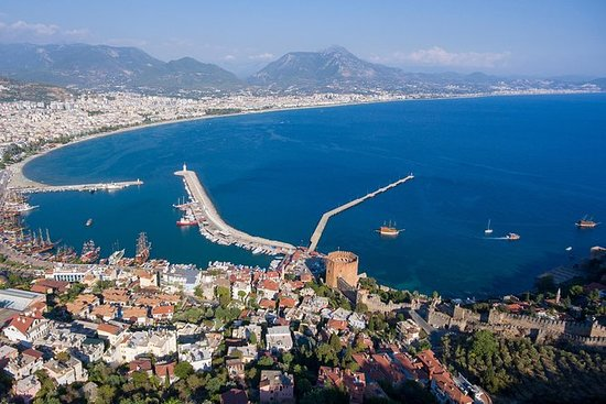 From Side: Excursion to Alanya City
