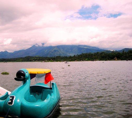 Situ Bagendit Lake: fasilitas