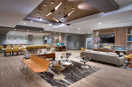 Hawthorne, Californien: Lobby