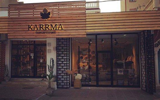 Sousse, Tunisia: KARRMA shop front