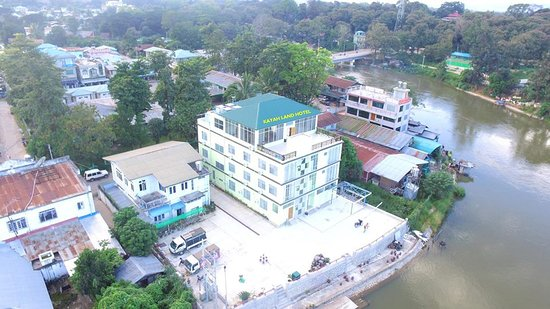 Loikaw, Myanmar: Warmly welcome to Kayah Land Hotel.