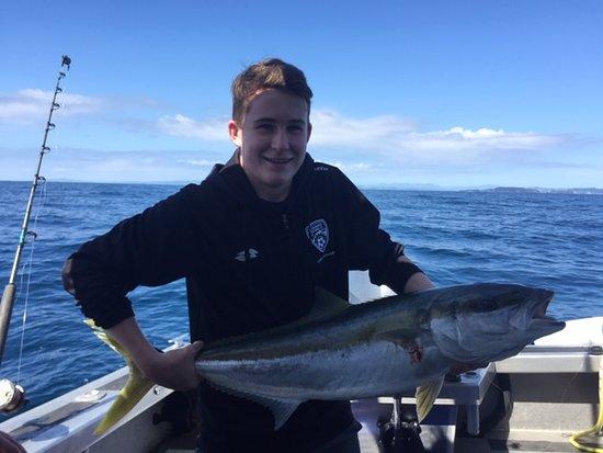 Whitianga, New Zealand: Kingfish