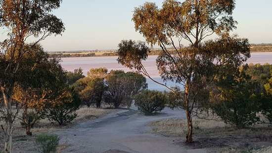 Dimboola, Úc: Pink Lake