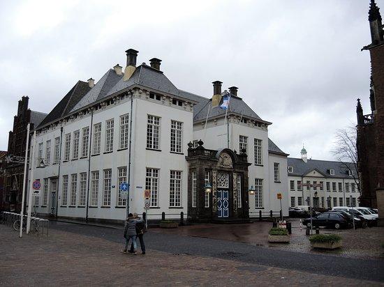 Rijksmonument het Oude Stadhuis van Zutphen