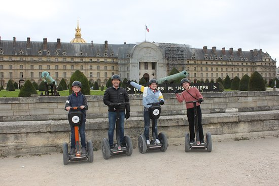 It was the best time, we really enjoyed the Segway tour!