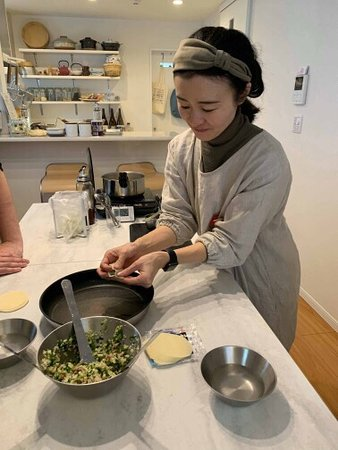 YUCa's Japanese Cooking: Ramen & Gyoza cooking class with chef YUCa