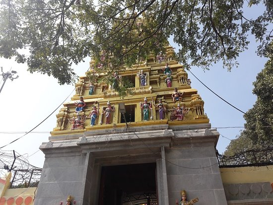 Rajagopuram of Nimishamba Temple