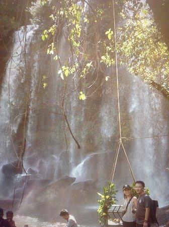 Waterfall at National Park