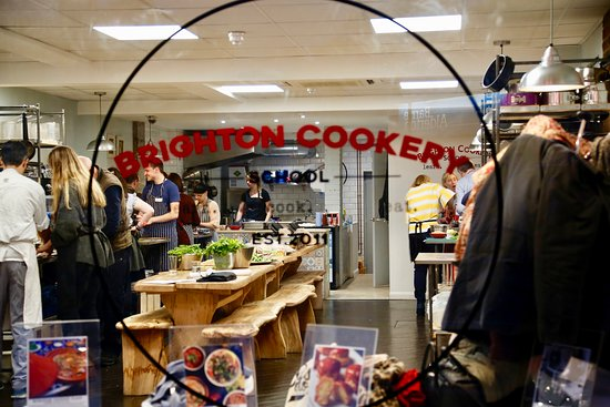 Brighton Cookery School